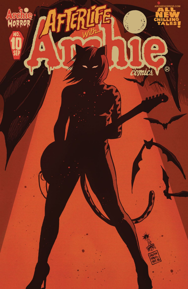 Afterlife With Archie #10 (Francavilla Cover)