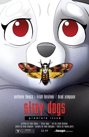 Stray Dogs #1 (Horror Movie Forstner & Fleecs Cover)