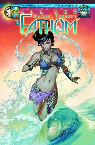 All New Fathom #1 (Direct Market Cover)