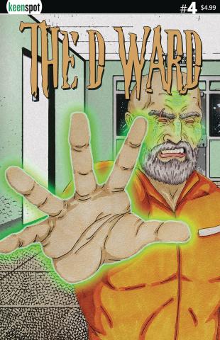 The D Ward #4 (Zacherl Cover)