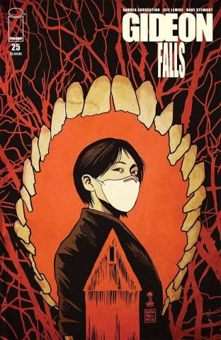 Gideon Falls #25 (Francavilla Cover)