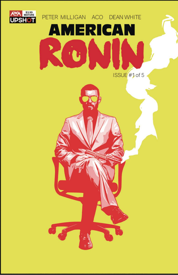 American Ronin #1 (Aco Cover)