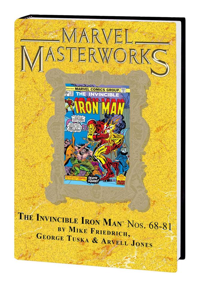 Invincible Iron Man Vol. 10 (Marvel Masterworks)