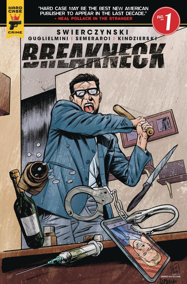 Breakneck #1 (Guglielmini Cover)