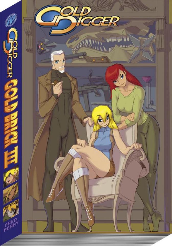 Gold Digger Gold Brick III (Reminted Edition)