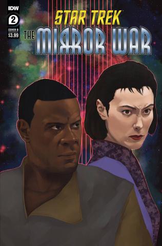 Star Trek: The Mirror War #2 (Madriaga Cover)