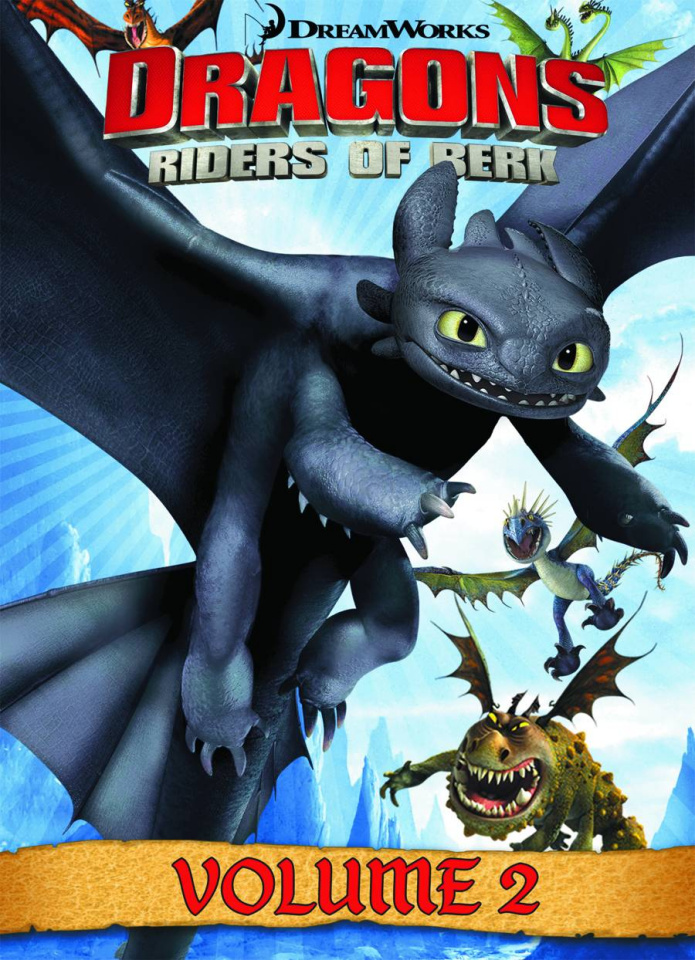 Dragons: Riders of Berk Vol. 2