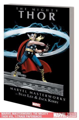 The Mighty Thor Vol. 1 (Marvel Masterworks)