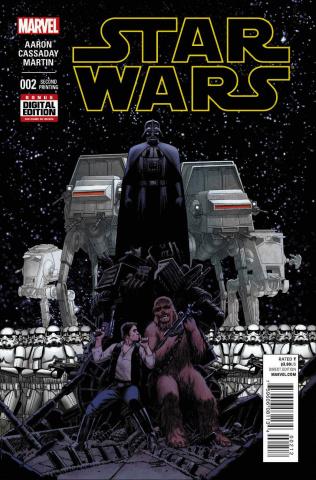 Star Wars #2 (2nd Printing)