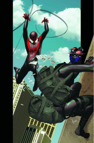 Ultimate Comics Spider-Man #9
