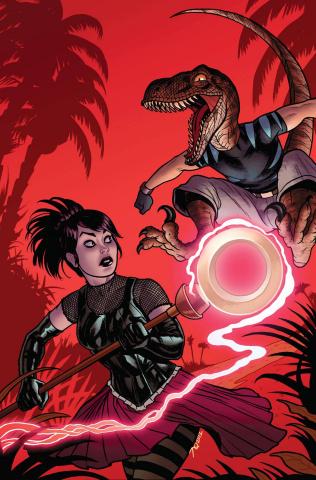 Avengers Arena #5 (Quinones Cover)