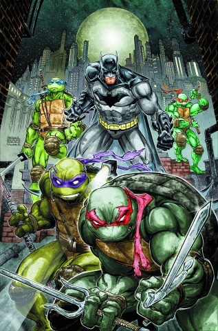 Batman / Teenage Mutant Ninja Turtles #1