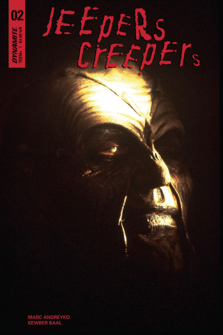 Jeepers Creepers #2 (Photo Cover)