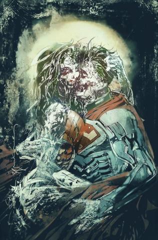 Superman / Wonder Woman #12 (Monsters Cover)