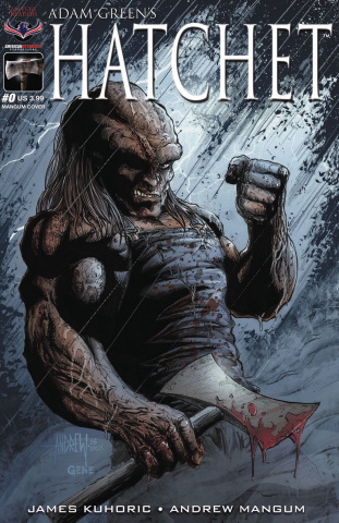 Hatchet #0 (Mangum Cover)