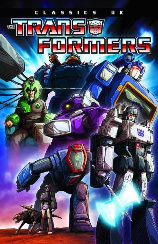 The Transformers: Classics UK Vol. 2