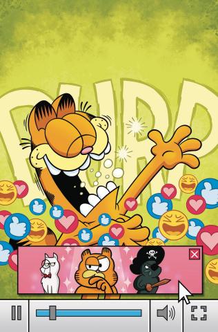 Garfield: Homecoming #4