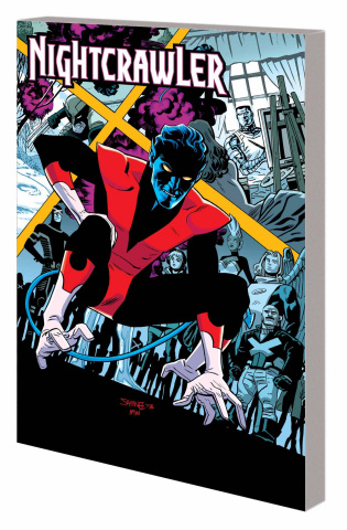 Nightcrawler Vol. 1: Homecoming