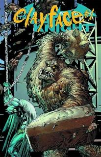 Batman: The Dark Knight #23.3: Clayface Standard Cover