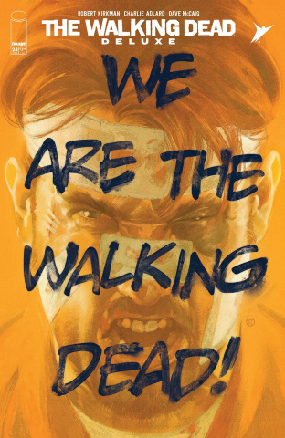 The Walking Dead Deluxe #24 (Tedesco Cover)