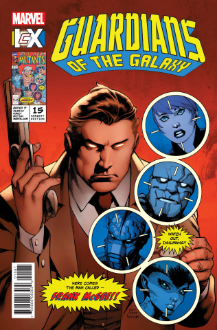 Guardians of the Galaxy #15 (IvX Cover)