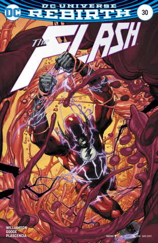 The Flash #30 (Variant Cover)