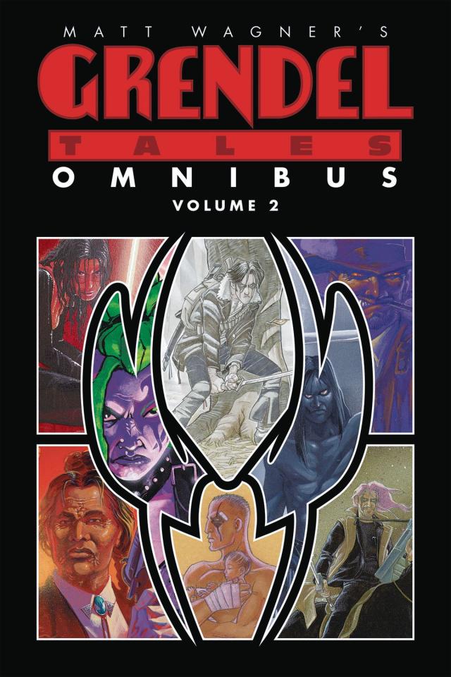 Grendel Tales Vol. 2 (Omnibus)