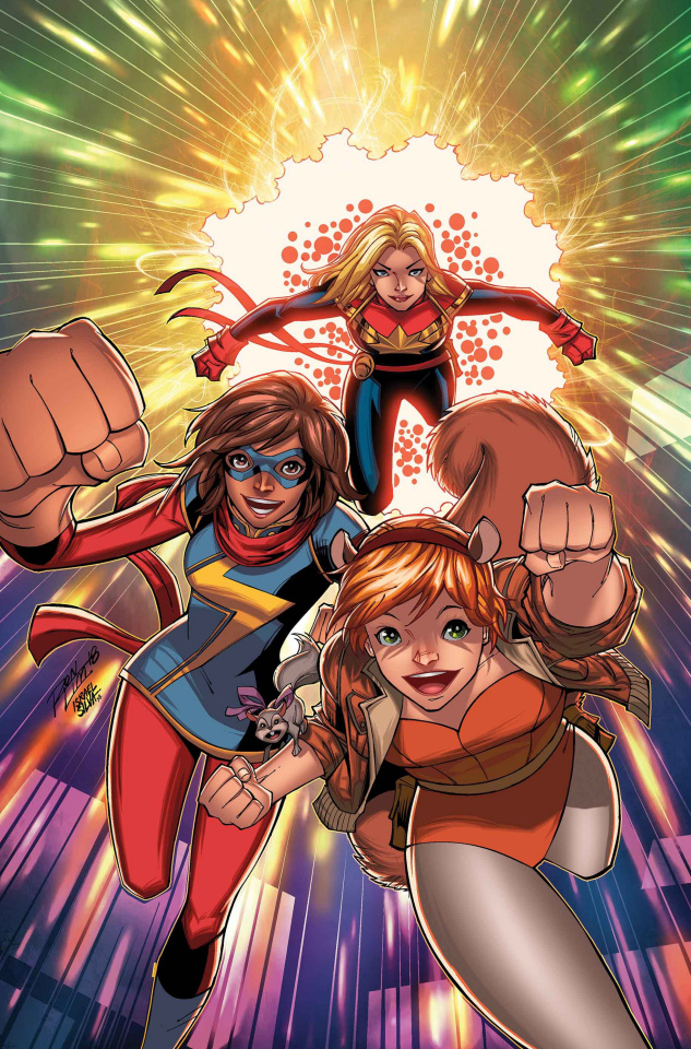 Marvel Rising #1 (Lim Cover)