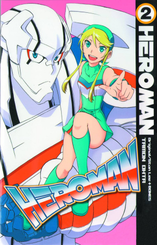 Heroman Vol. 2