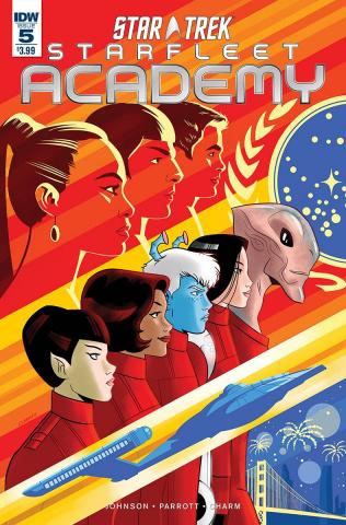 Star Trek: Starfleet Academy #5