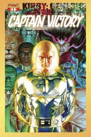 Kirby Genesis: Captain Victory Vol. 1