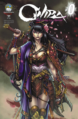 Oniba: Swords of the Demon #0 (Direct Market Cover A)