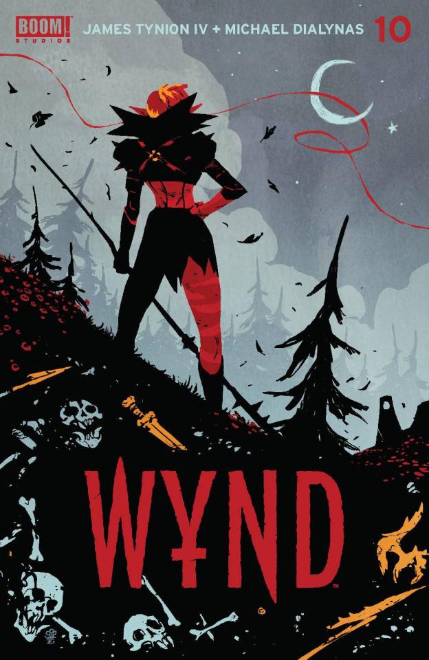 Wynd #10 (Dialynas Cover)