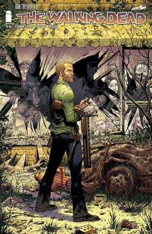 The Walking Dead #150 (Moore Cover)