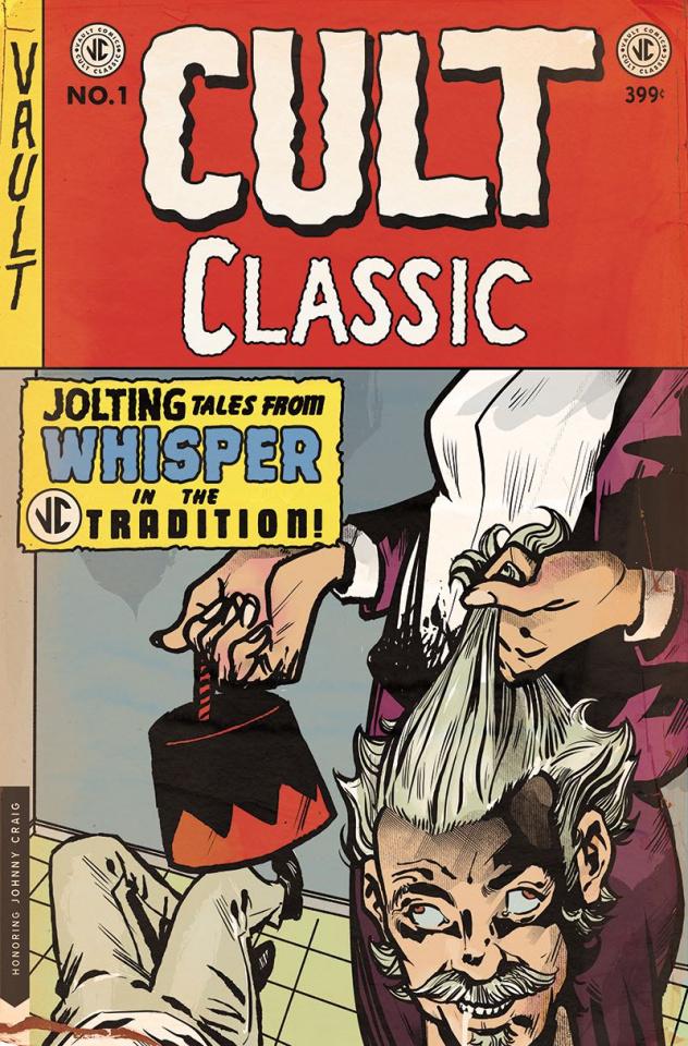 Cult Classic: Return to Whisper #1 (2nd Printing)