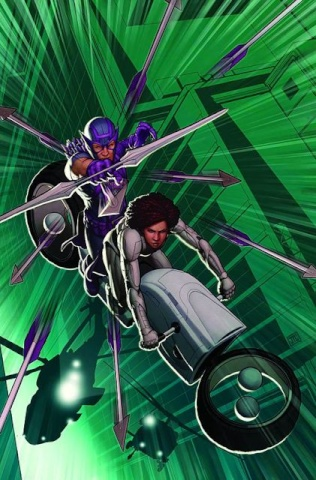 Avengers Solo #4