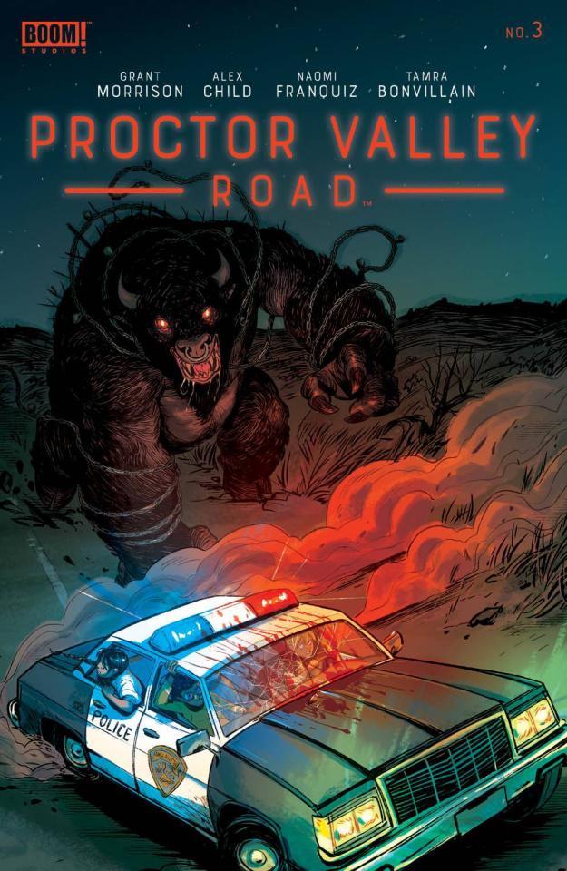 Proctor Valley Road #3 (Franquiz Cover)
