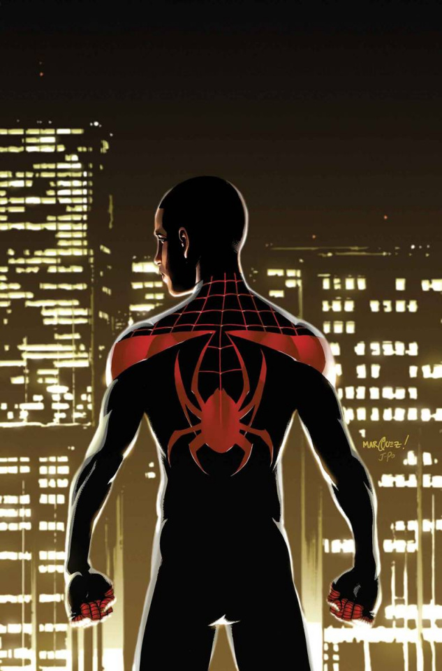 Miles Morales: Ultimate Spider-Man #1