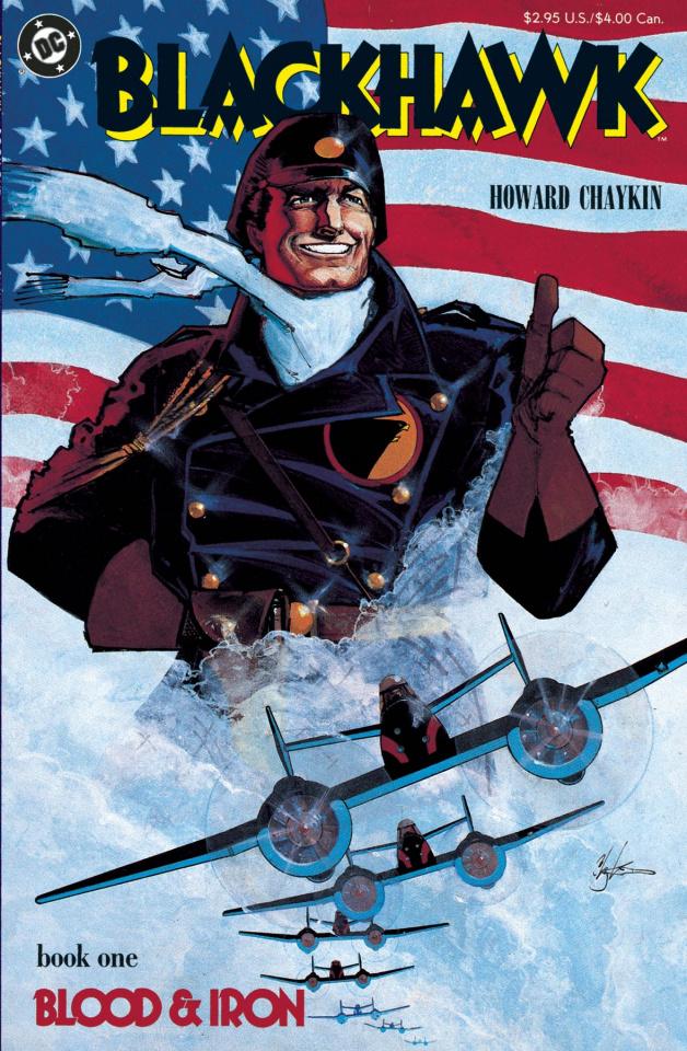 Blackhawk: Blood & Iron