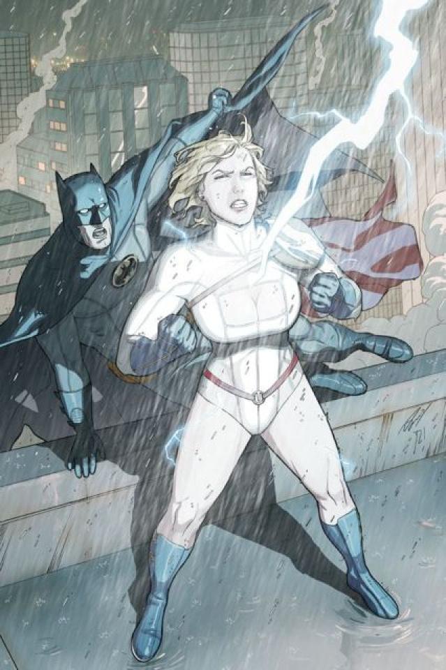 Power Girl #25