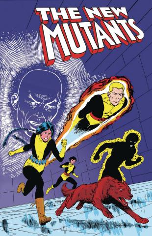 The New Mutants Vol. 1 (McLeod Cover Omnibus)