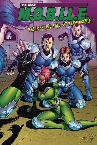 Team M.O.B.I.L.E. #2