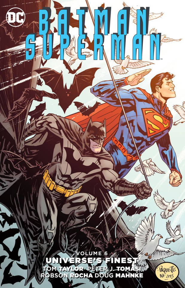 Batman / Superman Vol. 6 Universe's Finest