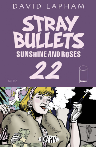 Stray Bullets: Sunshine and Roses #22