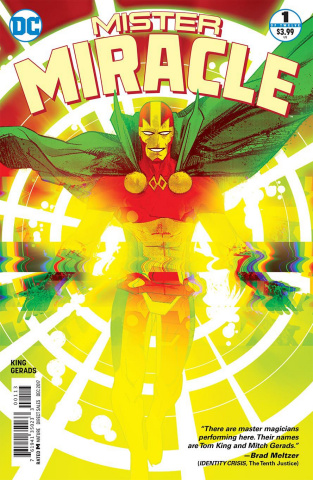 Mister Miracle #1 (3rd Printing)