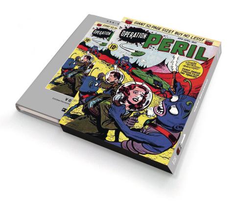 Operation: Peril Vol. 1 (Slipcase Edition)