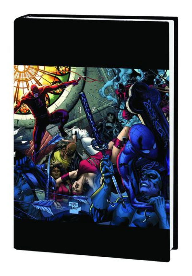 Shadowland Premiere Hardcover (Tan Cover)