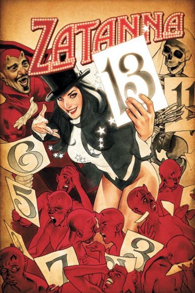 Zatanna #13