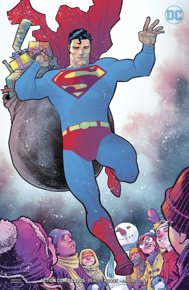 Action Comics #1005 (Variant Cover)