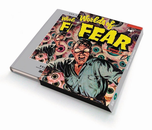 Worlds of Fear Vol. 2 (Slipcase Edition)